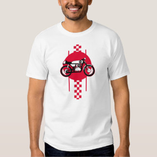 Red Racer Cafe T-shirt