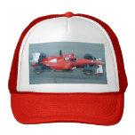 Red Racing Car Hat