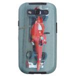 Red Racing Car Samsung Galaxy Case Samsung Galaxy SIII Case