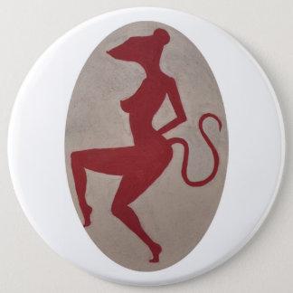 Red Rat Pin