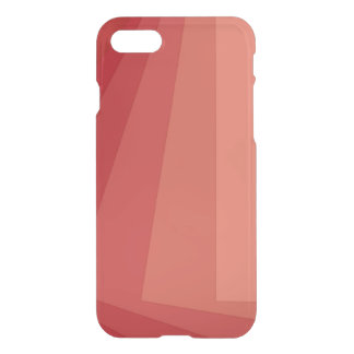 Red Rectangles in Gradient iPhone 8/7 Case