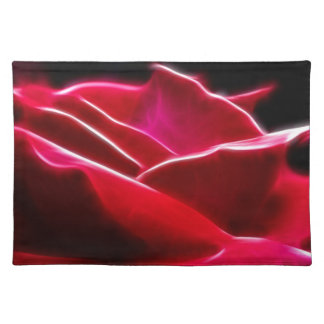 Red Red Rose Placemat