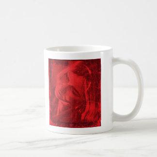 Red Reflections Mug - Customizable Mug