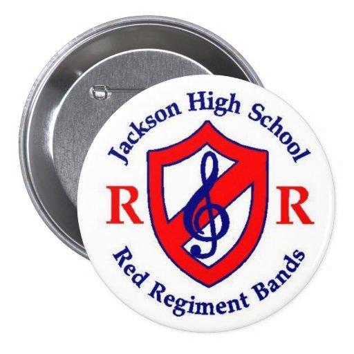 Red Regiment button