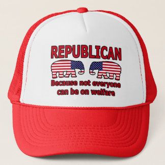 Red Republican Covention Hat