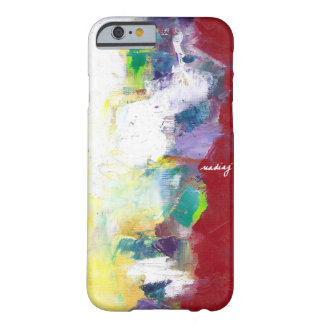 Red Rhapsody Abstract Art Phone Case Galaxy S4 Cases