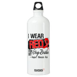 Red Ribbon Awareness - Step-Brother SIGG Traveller 1.0L Water Bottle