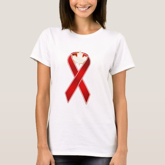 Red Ribbon Fridays T-Shirt