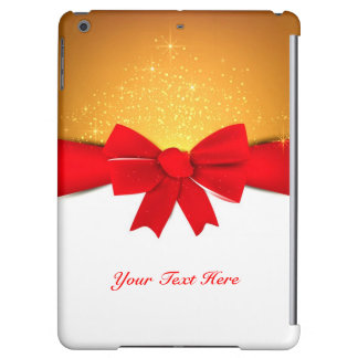Red Ribbon iPad Air Case