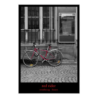 red rider poster