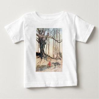 Red Riding Hood Baby T-Shirt