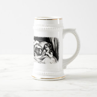 Red Riding Hood Beer Stein