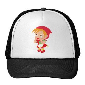 Red RIding Hood Cap