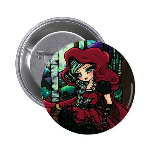 Red Riding Hood Fairytale Fairy Fantasy Pins