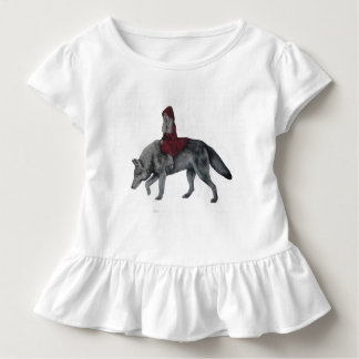 Red Riding Hood Toddler T-Shirt