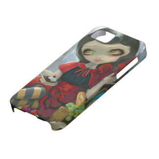 """Red Riding Hood's Picnic"" iPhone 5 Case"