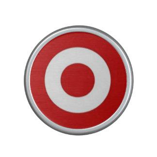 Red Rings Speaker