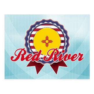 Red River, NM Postcard