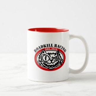 Red RKR Mug