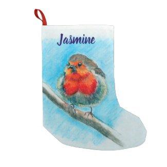 Red Robin Festive