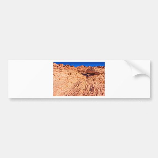 Red Rock Arch Bumper Stickers