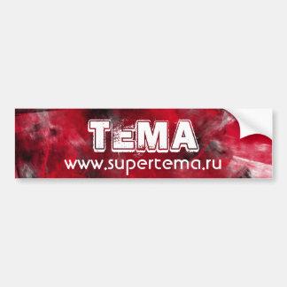 Red Rock Bumper Sticker