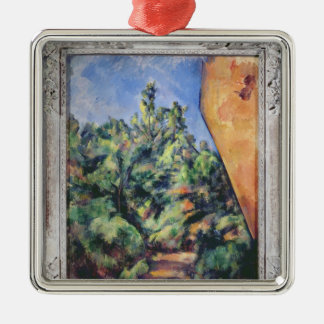 Red rock, c.1895 christmas ornament