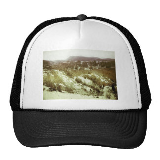 Red Rock Canyon 4 Trucker Hat