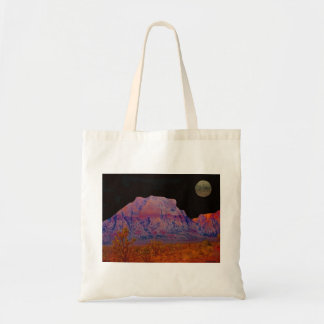 Red Rock Canyon Budget Tote Bag