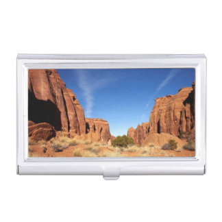 Red Rock Canyon Business Card Holder