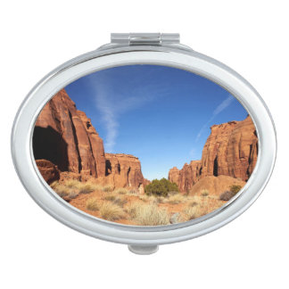 Red Rock Canyon Compact Mirror