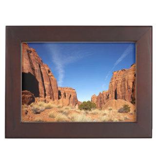 Red Rock Canyon Keepsake Box