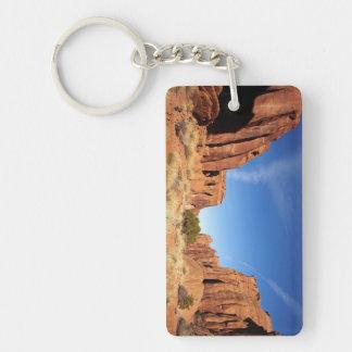 Red Rock Canyon Key Ring