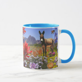 Red Rock Canyon, Las Vegas Nevada Mug