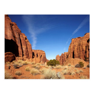 Red Rock Canyon Postcard