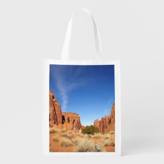 Red Rock Canyon Reusable Grocery Bag