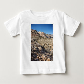 Red Rock Canyon View Baby T-Shirt