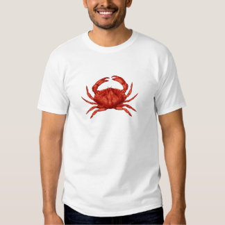 Red Rock Crab (Pacific) T Shirt