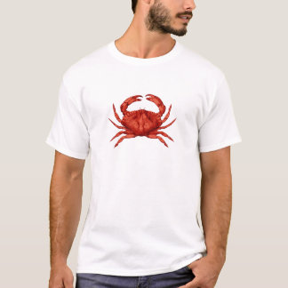 Red Rock Crab (Pacific) T-Shirt