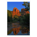 Red Rock Crossing in Sedona 685 Poster