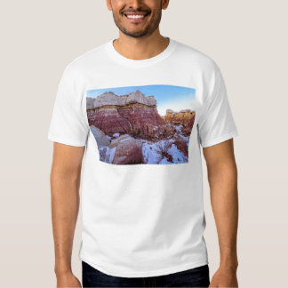 Red Rock Formation Tshirts