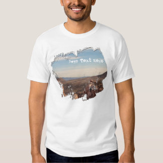 Red Rock Landscape; Customizable Tee Shirts