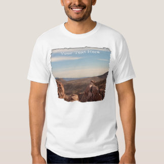 Red Rock Landscape; Customizable Tshirts