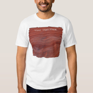 Red Rock Layer Study; Customizable Tees