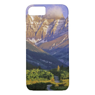 Red Rock Road in Waterton Lakes National Park iPhone 8/7 Case