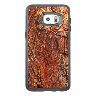 Red Rock Texture OtterBox Samsung Galaxy S6 Edge Plus Case