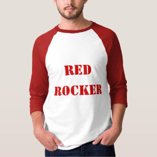 red rocker T-Shirt