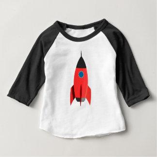 Red Rocket Baby T-Shirt