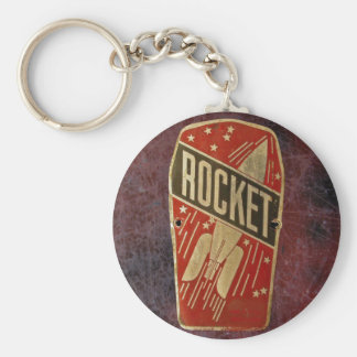 RED ROCKET. KEY RING