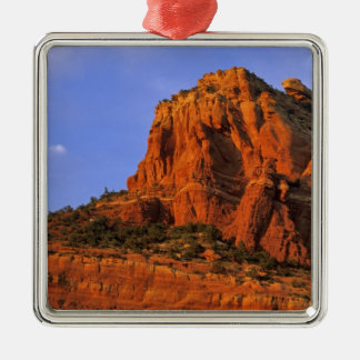 Red Rocks at Sterling Canyon in Sedona Arizona Christmas Ornament
